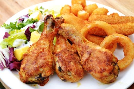 Самая вкусная курица в духовке рецепт 174