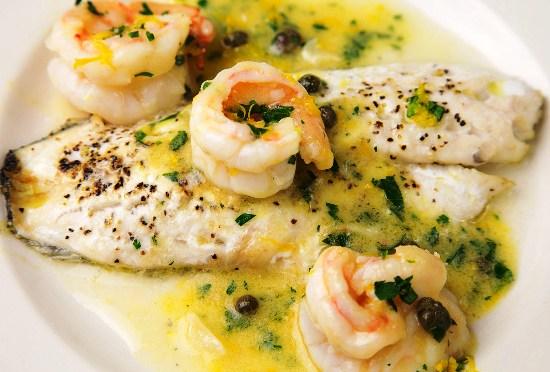 рецепт рыбы в духовке