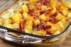 рецепт запеченной картошки в духовке