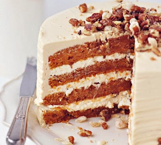 """торт """"Трухлявый пень"""""""