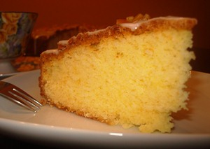 лимонный кекс