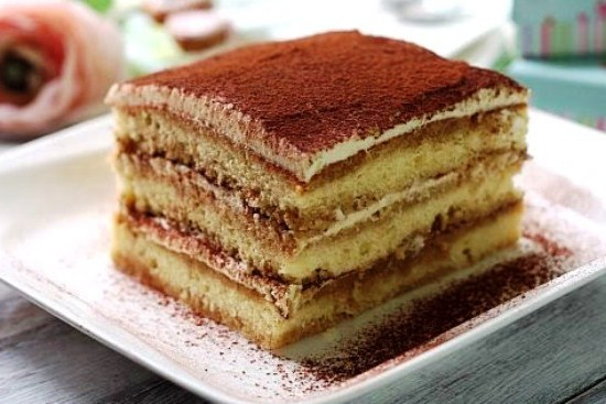 торт тирамису рецепт фото