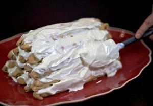 торт монастырская изба