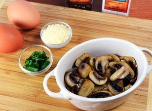 грибы запеченные в духовке