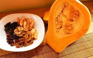рецепт тыквы запеченной в духовке