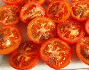 помидоры запеченные в духовке