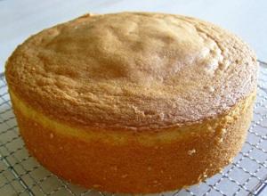 пышный бисквит рецепт