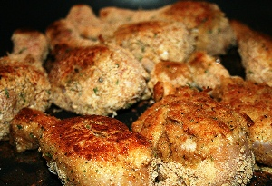 голени куриные запеченные в духовке