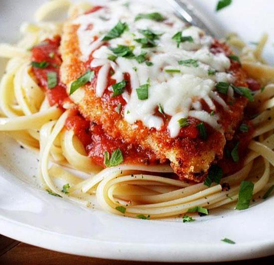 курица по итальянскому рецепту