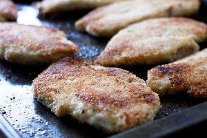 куриные грудки запеченные в духовке