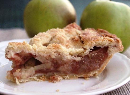рецепт яблочного пирога не в духовке