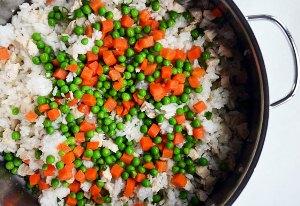 рисовая запеканка рецепт