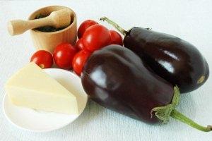 баклажаны в духовке рецепт