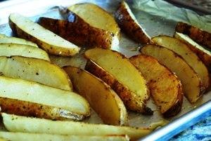 картошка по французски