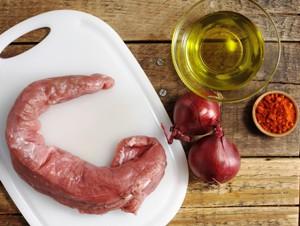 рулетики свиные в духовке