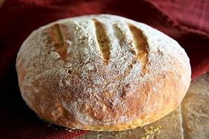хлеб в духовке фото рецепт