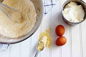 кукурузный хлеб рецепт