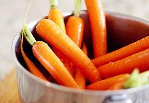 морковь запеченная в духовке