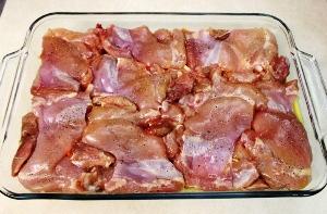 пирог с картошкой и мясом в духовке