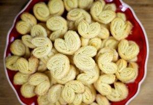 печенье ушки