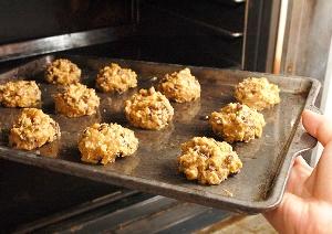 рецепт печенья из овсяных хлопьев