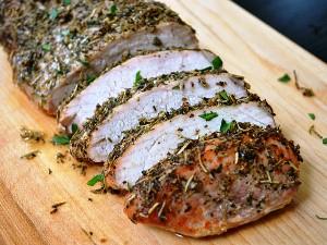 свиная корейка рецепт