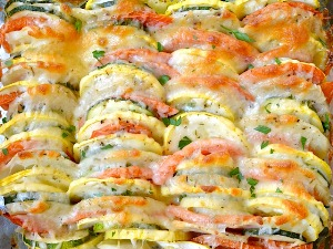 Добавляем в блюдо сыр