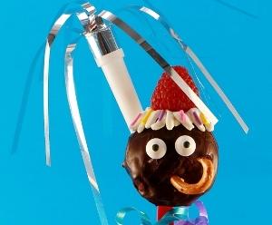 Кейк попсы для детей