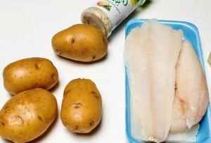 Отвариваем картошку