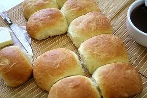 Разделяем ряд на отдельные булочки