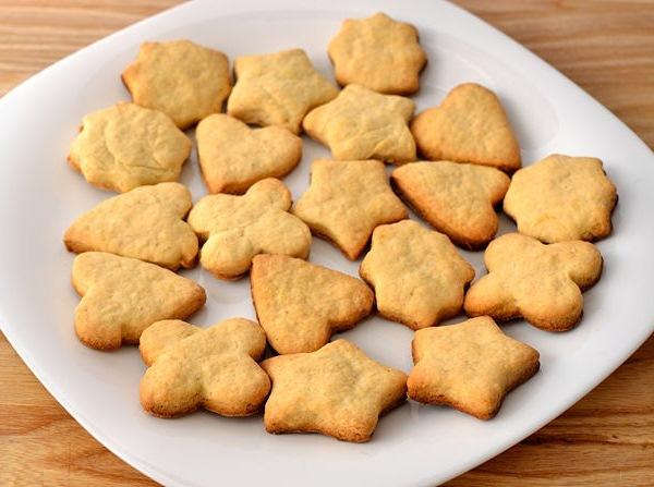 Рецепт песочного печенья в домашних условиях
