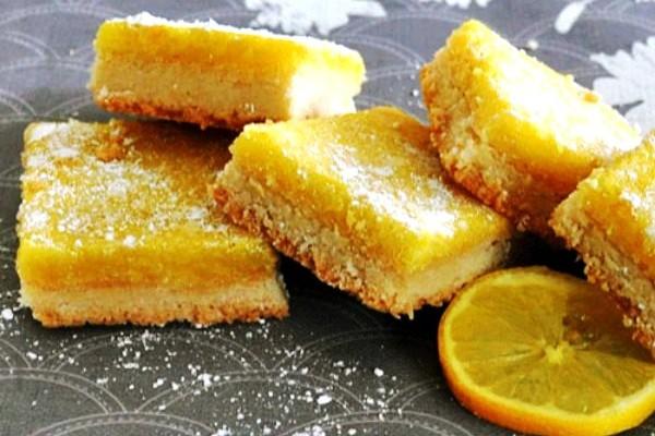Лимонный пирог наивкуснейший рецепт