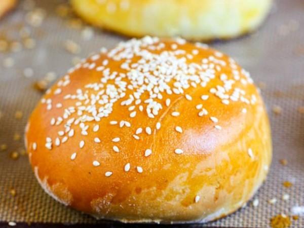Булочки для гамбургеров рецепт как в макдональдсе