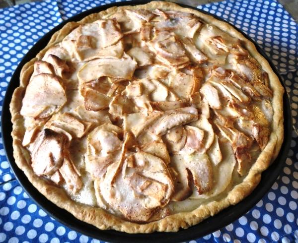 Цветаевский яблочный пирог готов!