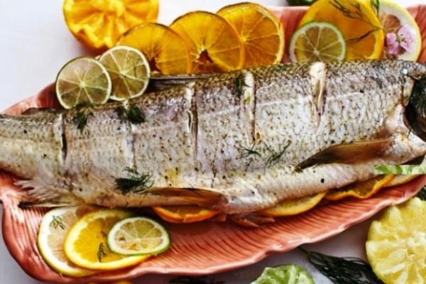 Рыба белый амур рецепты приготовления