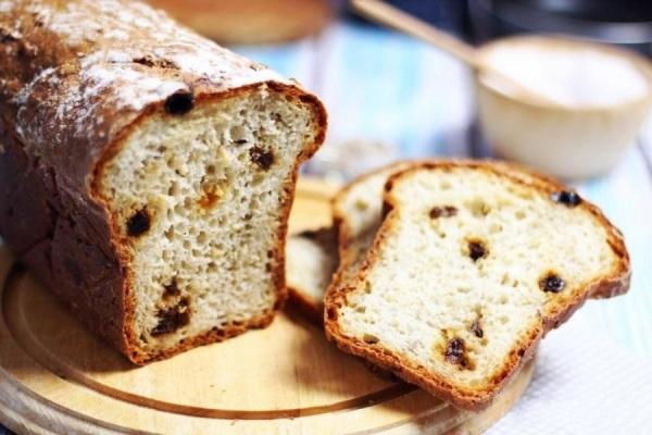 Выпекаем хлеб в духовке 1 час 15 минут