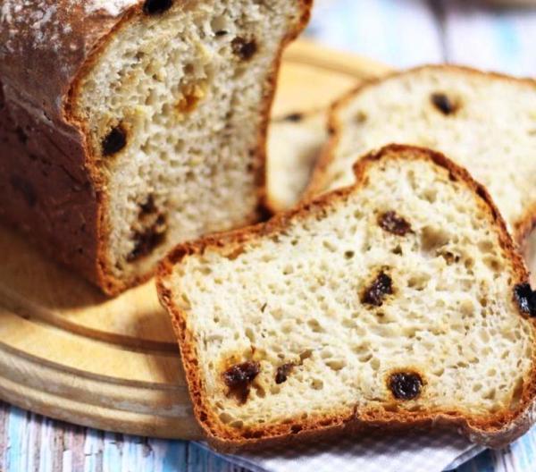 Как приготовить хлеб в домашних условиях в духовке быстро