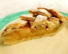 Яблочный пирог простой рецепт в духовке