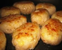Котлеты из индейки в духовке рецепт