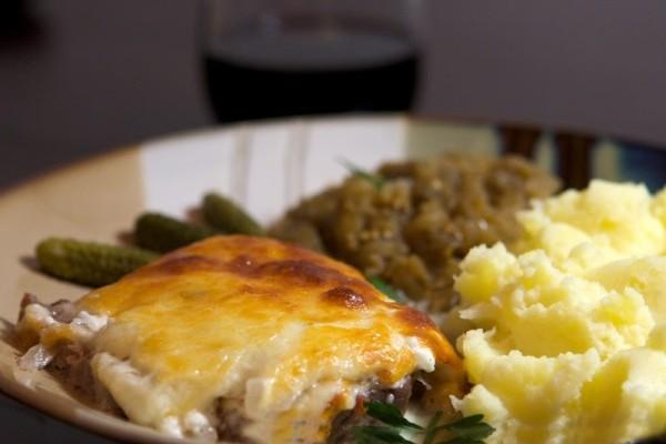 Отбивные из говядины в духовке рецепт