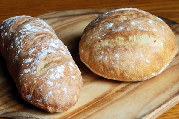 хлеб в духовке рецепты простые с видео