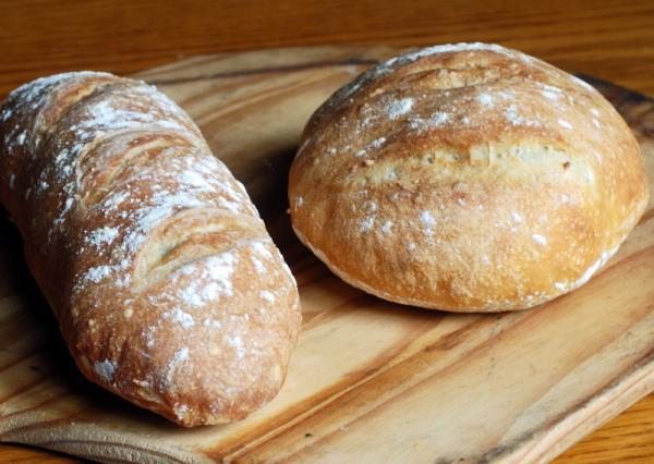 Как испечь хлеб в домашних условиях рецепт 3