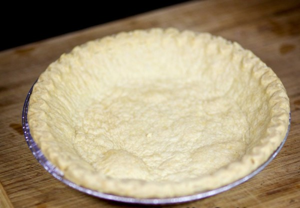 Остужаем оболочку для пирога