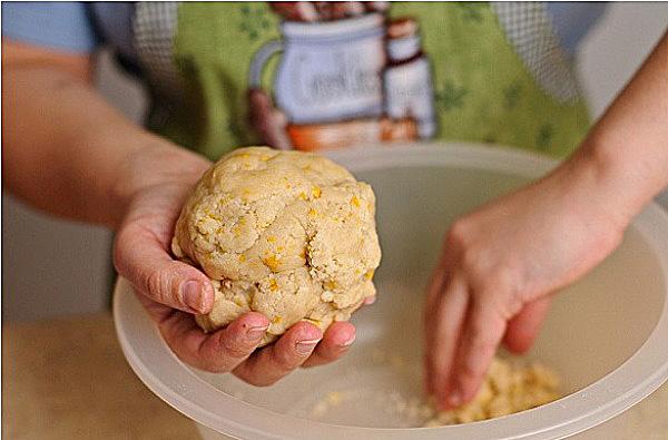 Легкий пирог с вишней рецепт с фото