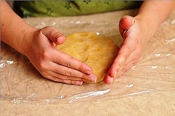 Пирог с вишней свежей рецепт с фото
