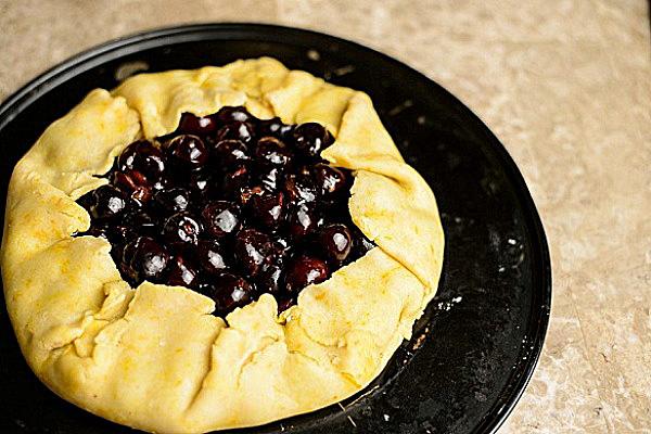 Вкуснейший пирог с вишней