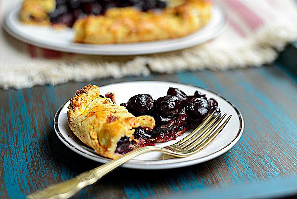 Вишневый пирог простой рецепт вкусный