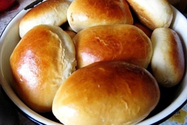 Пирожки с мясом в духовке пошаговый рецепт