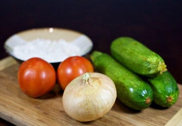 Запеканка из кабачков в духовке рецепты