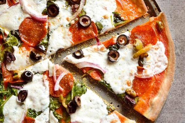 Тесто для пиццы дрожжевое рецепт с фото